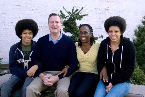 Bill de Blasio_family.jpg