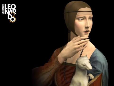 Dama con l'ermellino 3D.jpg