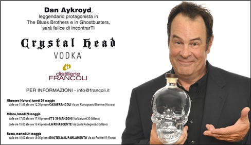 Dan Aykroyd in Italia_Crystal Head Vodka_welovemercuri.jpg