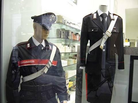 Divise cinesi a Carabinieri e Finanza.JPG