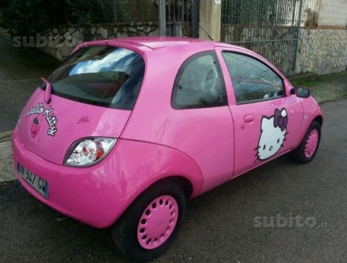 Ford Ka Hello Kitty in vendita a Palermo.jpg