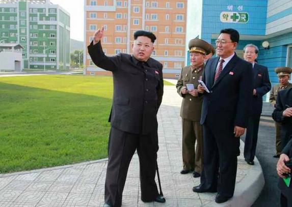 Kim Jong-un è tornato.jpg