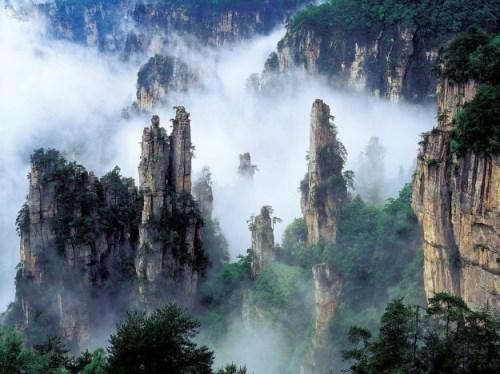 Le montagne di Tianzi_welovemercuri.jpg