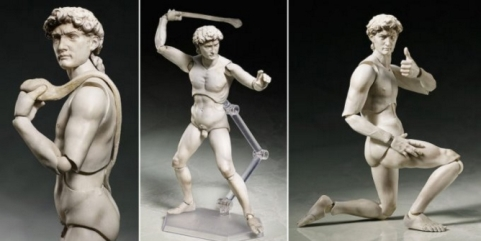 action figure snodabile del David di Michelangelo.jpg