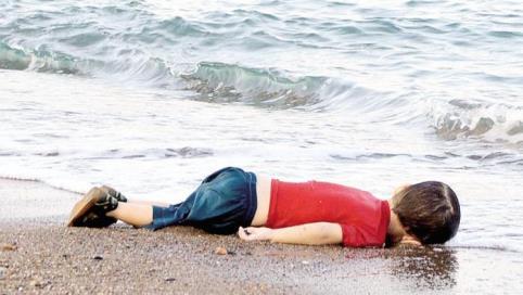 bimbo siriano_morto_Diego Fusaro.JPG