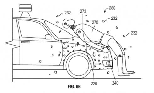 bioadesivo umano della Google Car.jpg