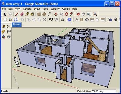modelli google sketchup
