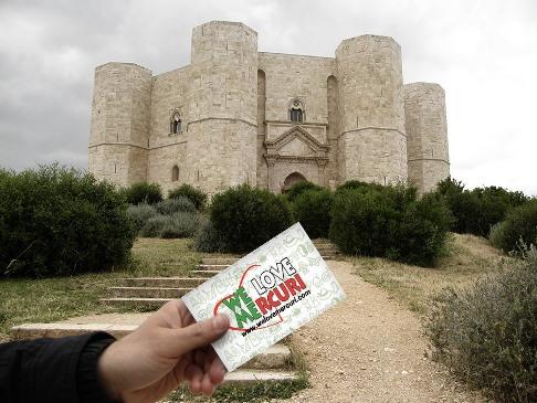 weworldmercuri#91 - Castel del Monte_Elisabetta_Cavagnino.jpg